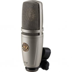 JTS Large diaphragm condenser microphone, for studio applications