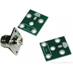 RF output board for N or SO239 connector 400W