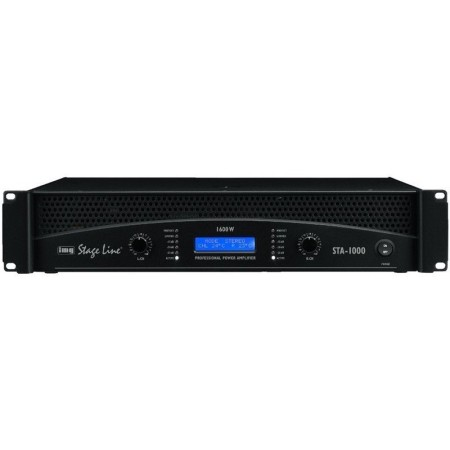 IMG-Stage Line STA-1000 Professional stereo PA amplifier
