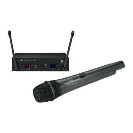 Wireless Multifrequency microphone system TXS-611SET