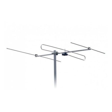 3-element LPFM YAGI FM antenna