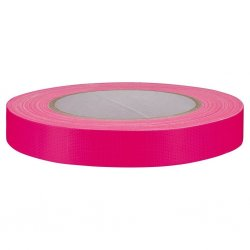 GAFFA TAPE NEON Colour neon pink