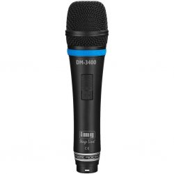 Dynamic microphone, for stage, speech and vocals